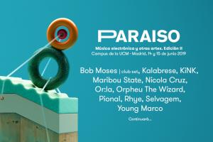 Cartel Paraíso 2019